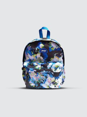 Abstract-Backpack-Blue---Front