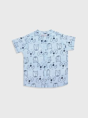 ANIMAL-FACE-shirt