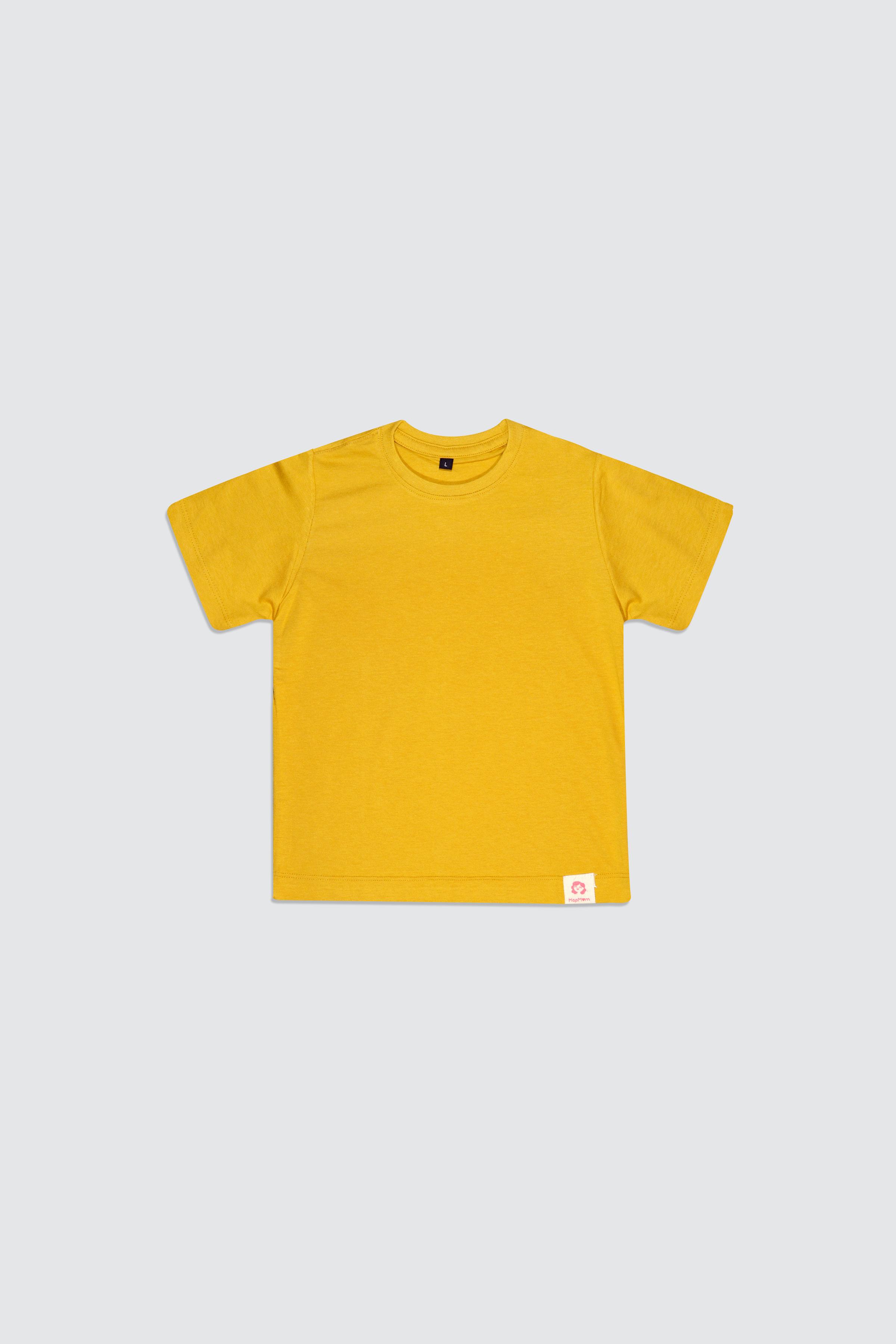 Blank Mustard Front 2