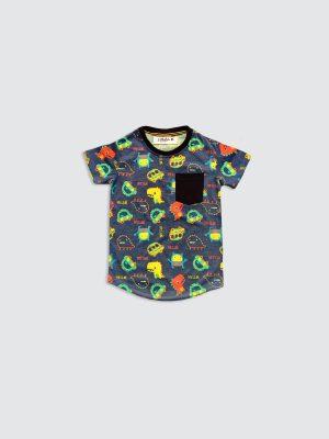 Hello-Dino-Tshirt---Front