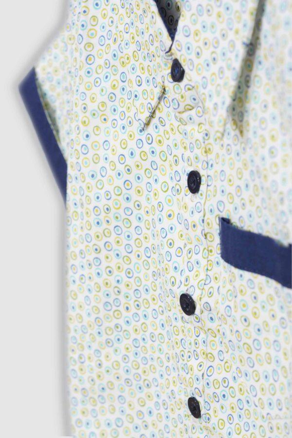 Sandy-Shirt—Green-Dot—zDetail