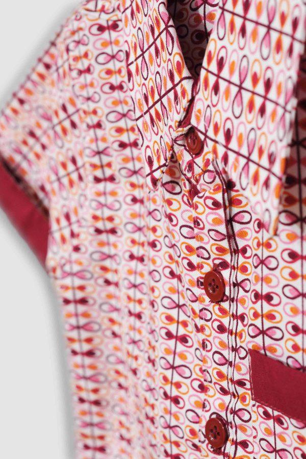 Sandy-Shirt---Red---zDetail