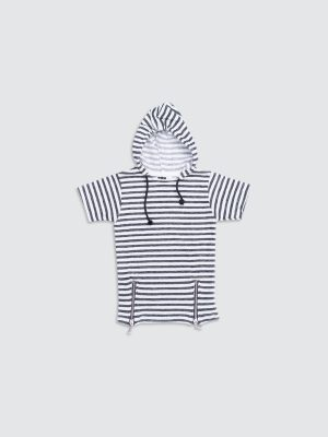 Stripe-Hoodie
