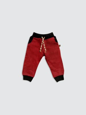 Two-Tone-Maroon-Jogger---Front