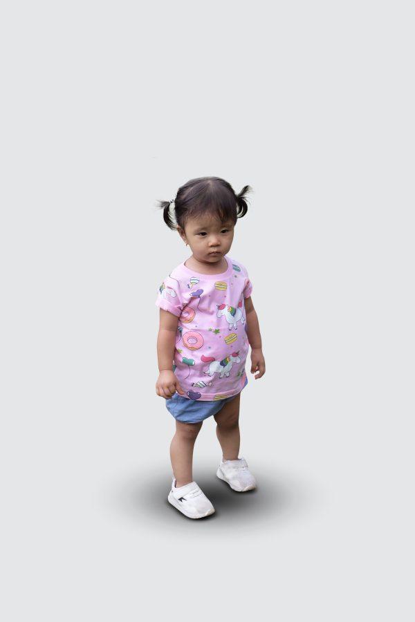 Discreet-Kidswear---Unicorn---Zmodel