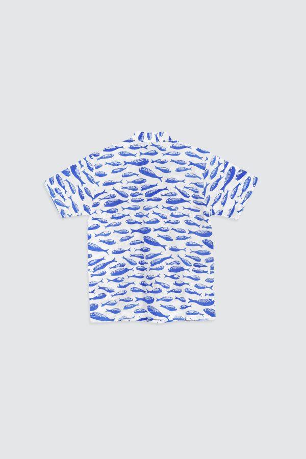 Madha-Sardines-Kids-Shirt—zBack
