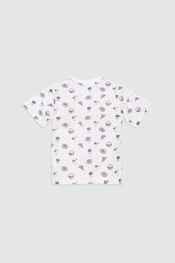 Foodie-White-Tshirt2—zBack