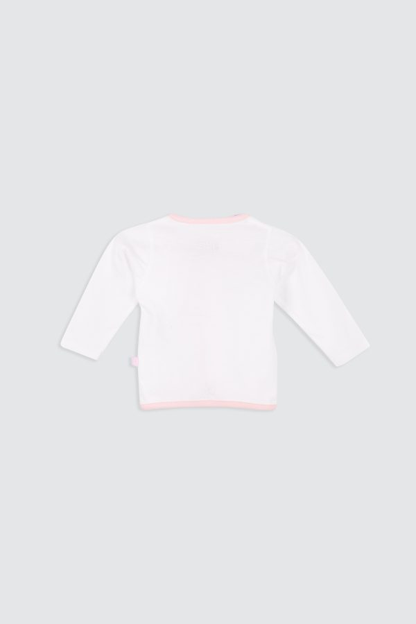 Paperplane-Long-Sleeve-Shirt-Pink—zBack