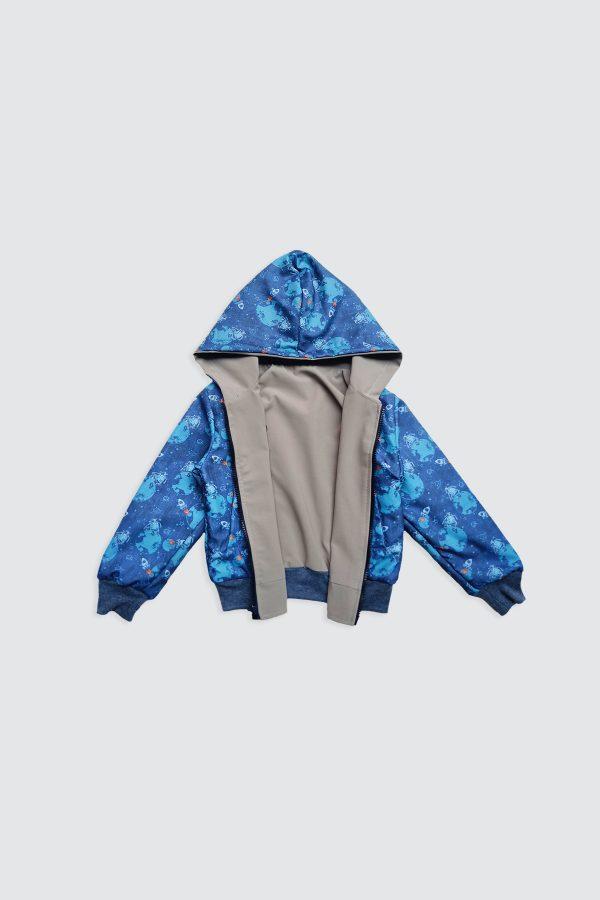 Astronaut-Mix-Gray-Reversible-Hoodie-Jacket-(-2-in-1-Jacket-)-2