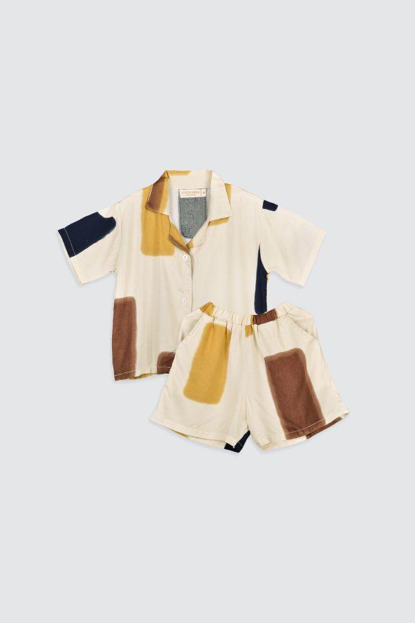 Kala-Pajamas-Set-Senja-Short-1