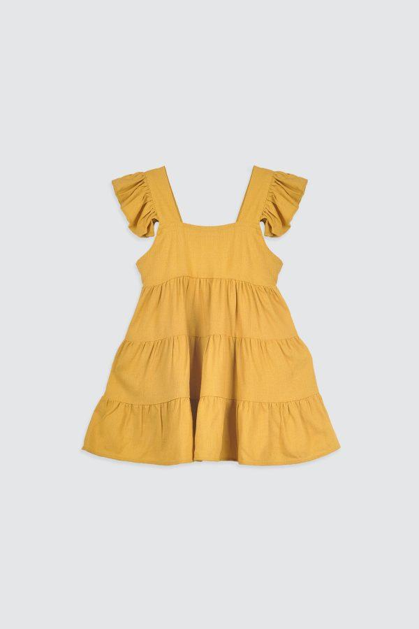 Noelle-Dress-Mustard-1