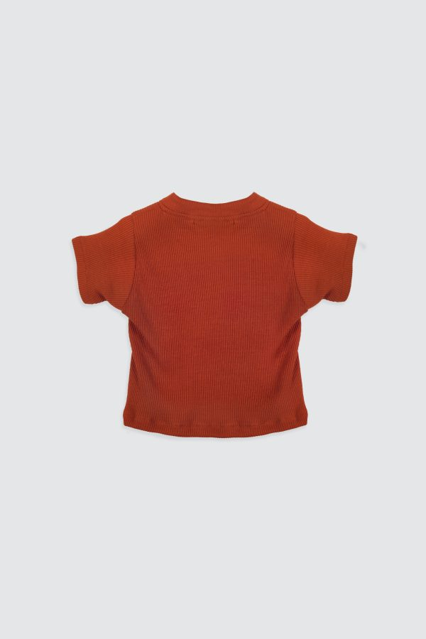 Orlaa-Basic-Ribbed-Top-Teracotta-2