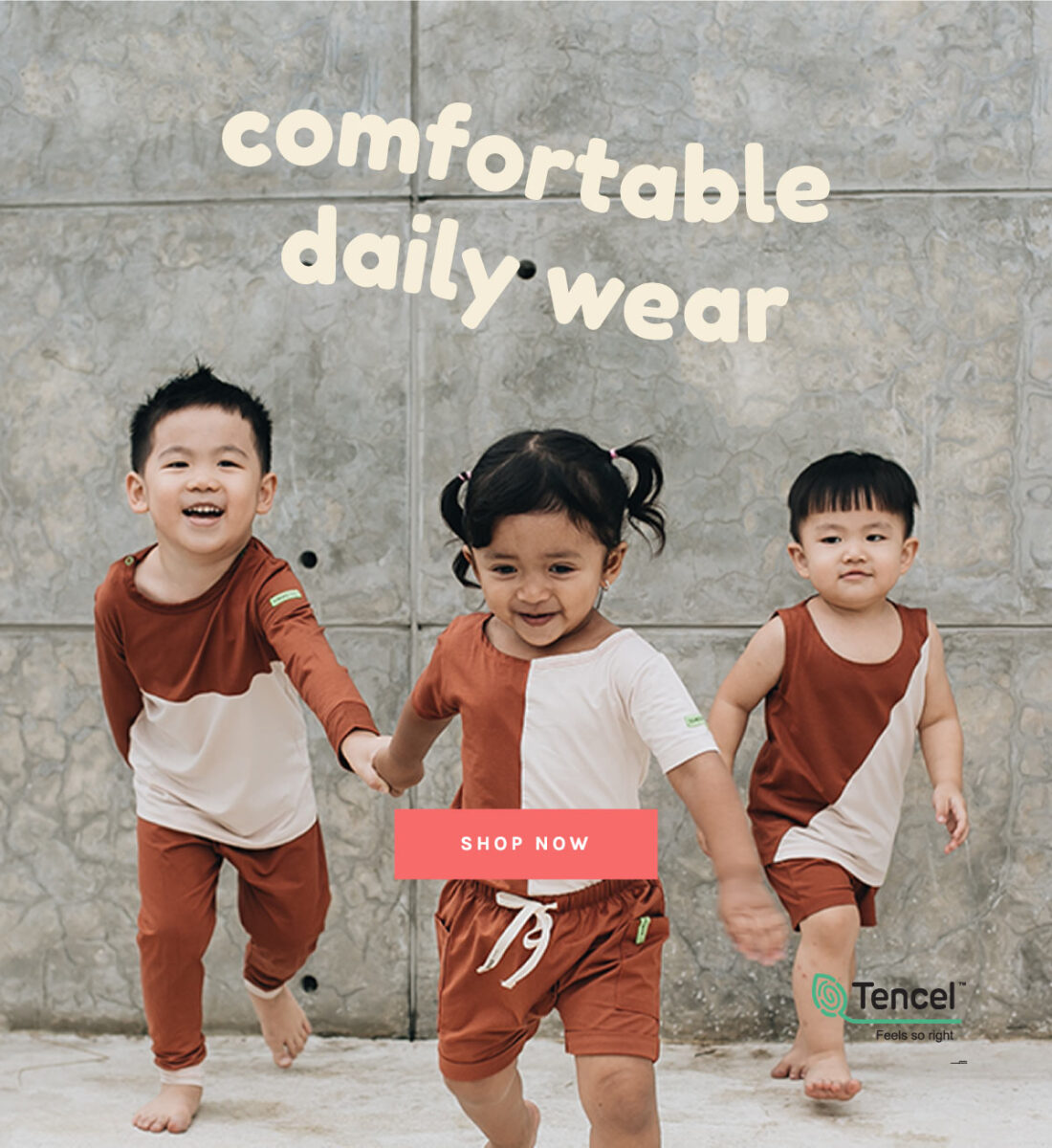 Comfortable Daily Wear