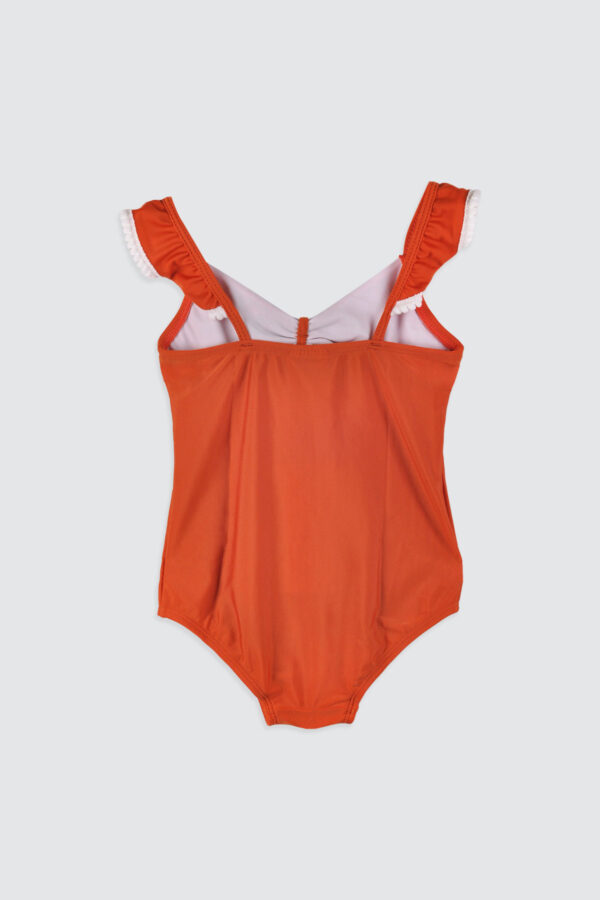 Girls-Keyhole-One-Piece-Swimsuit-Rust-2